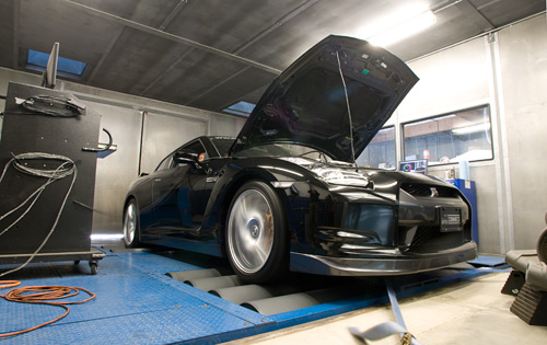 car dyno machine for sale