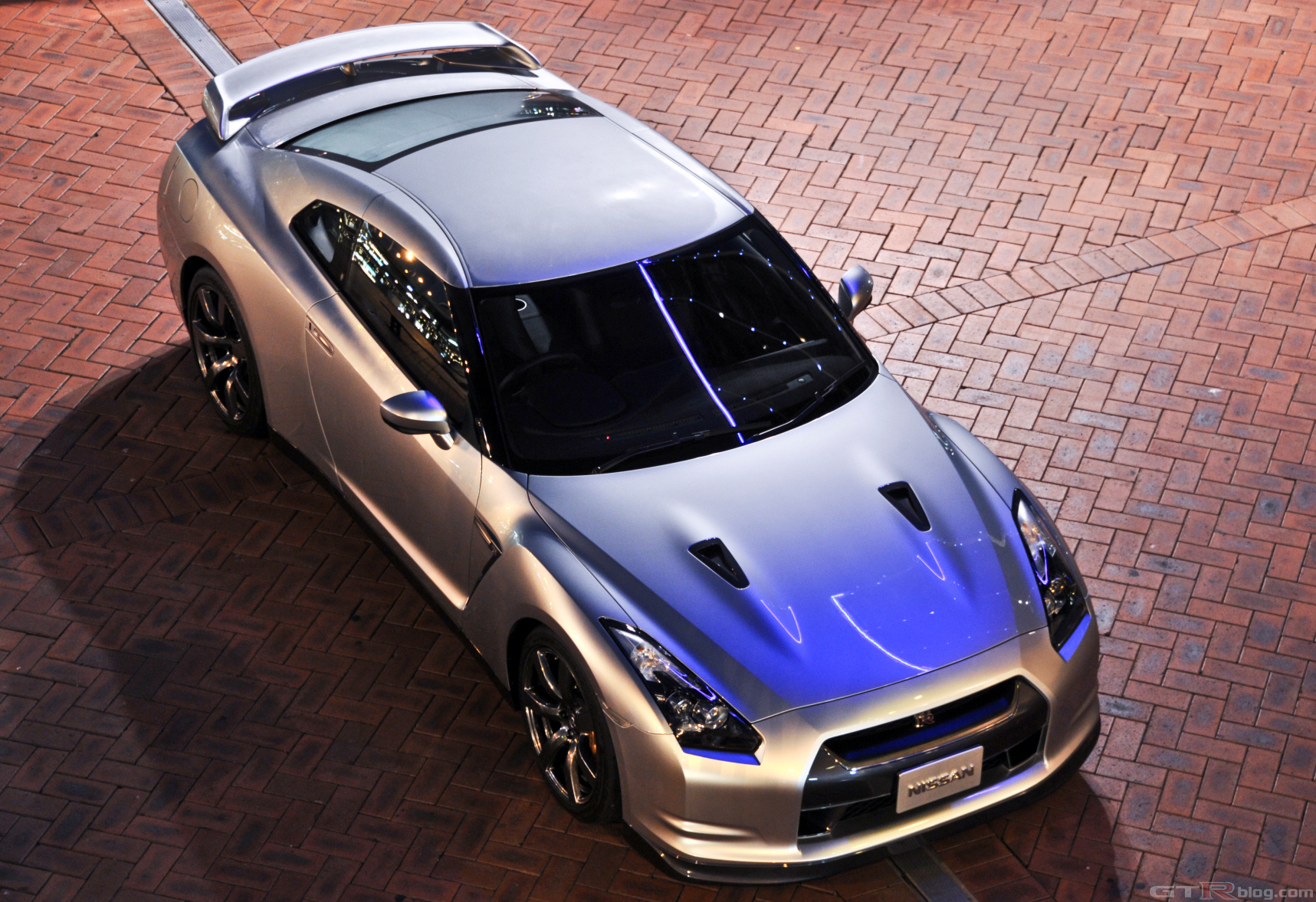 Nissan GT-R Test Drive by