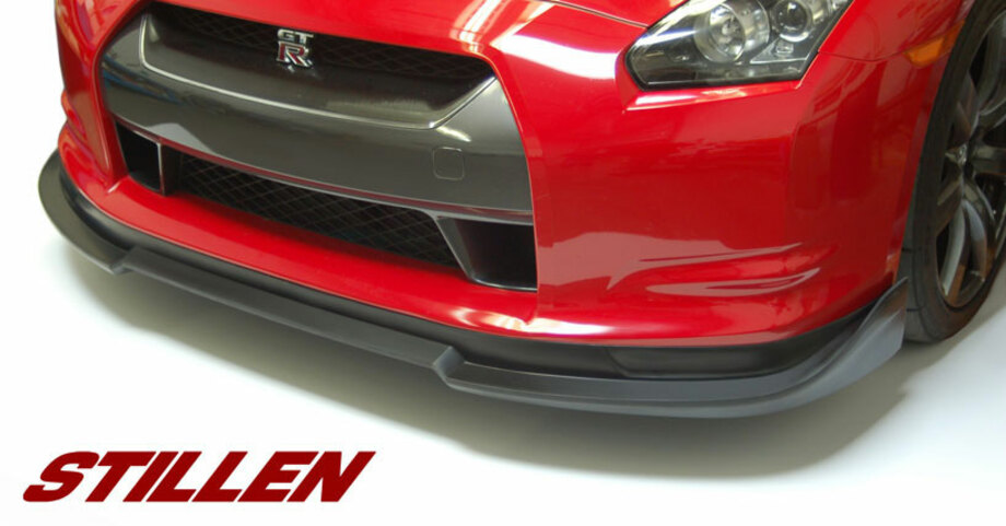 Stillen Front Urethane Lip for Nissan GT-R