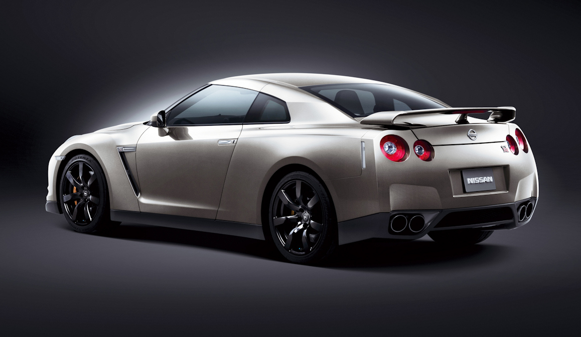 Officially announced today is the 2010 specification Nissan GT-R for the