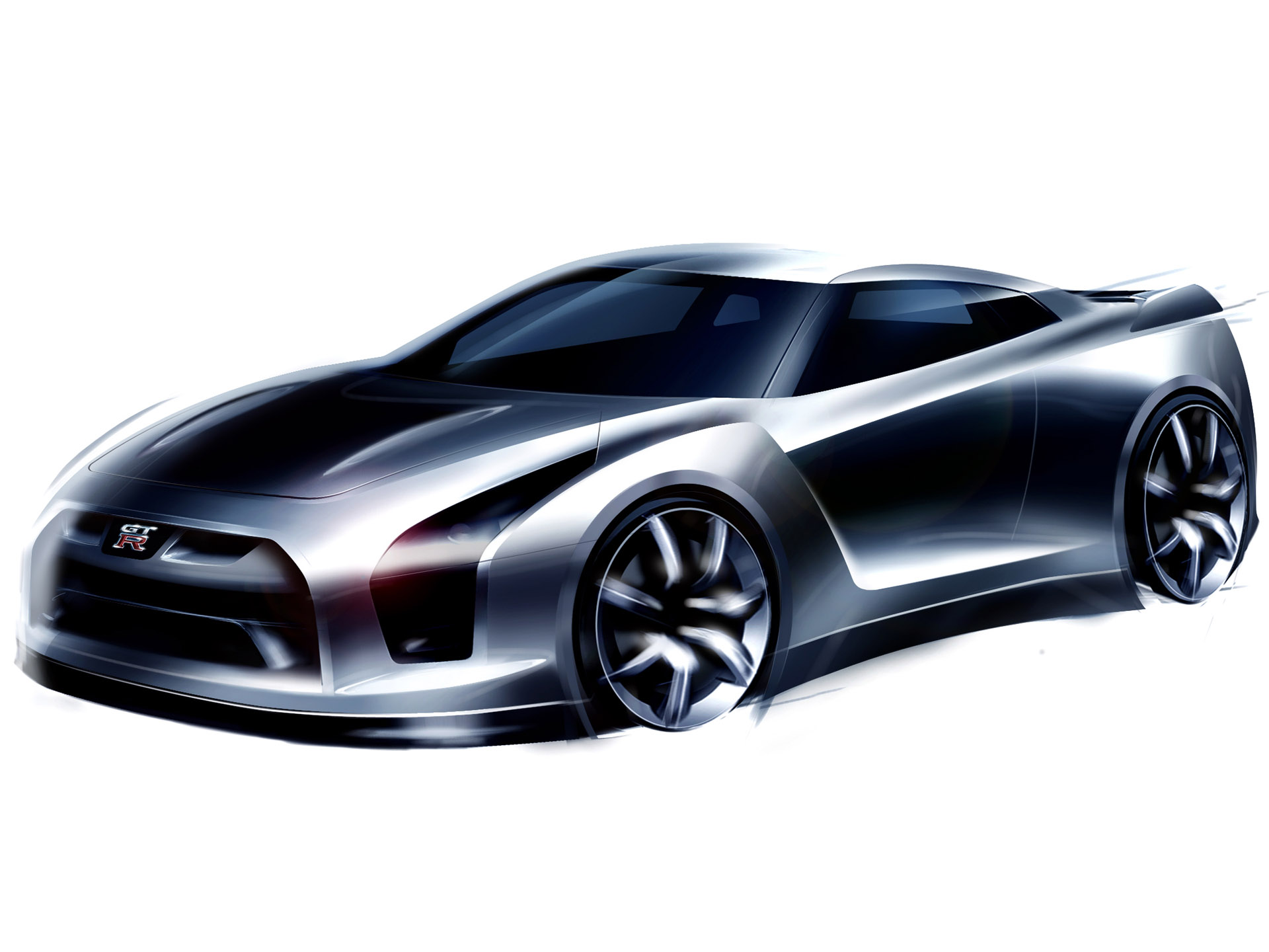 Nissan Skyline GT R 2007 or