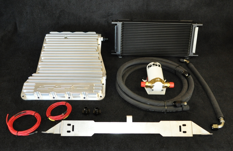 SSP Transmission Cooler for GTR