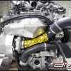 AMS Performance Alpha 10 & 12 Turbo Kit on Engine